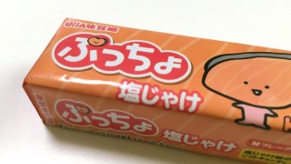 ぼくは怖い!お菓子新製品・ぷっちょ塩じゃけ味が驚異の破壊力!