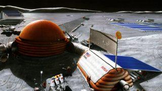 月に基地は作れるのか?月面基地計画と火星移民の可能性